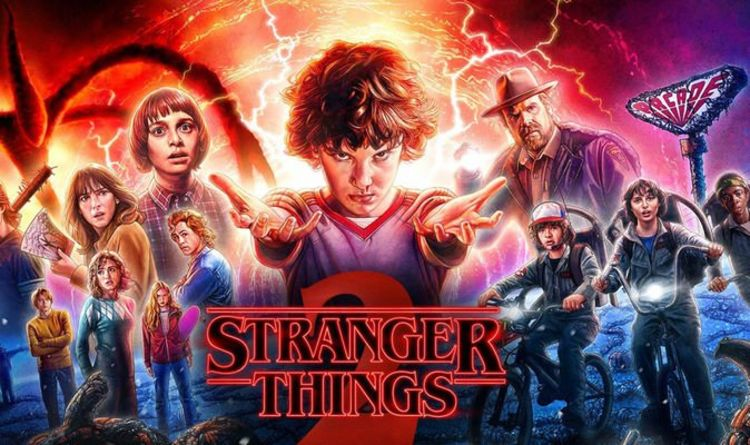 Stranger+Things+Season+Two%3A+A+Story+of+Courage%2C+Hope%2C+and+Trust