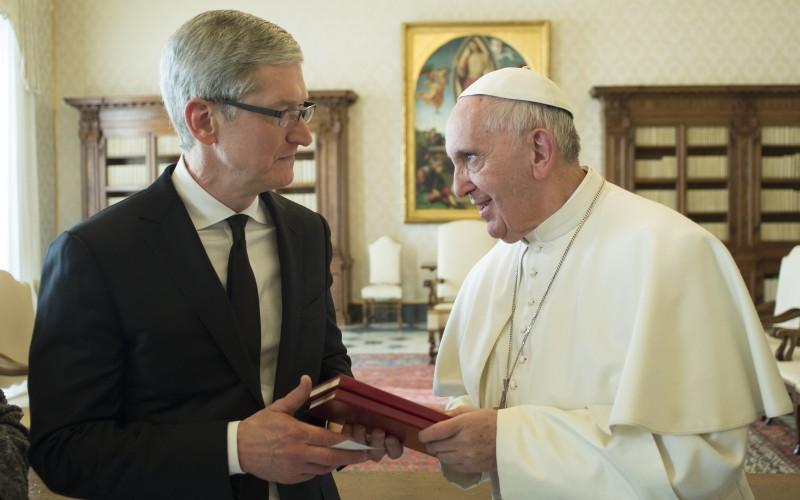 Pope Francis on Social Media