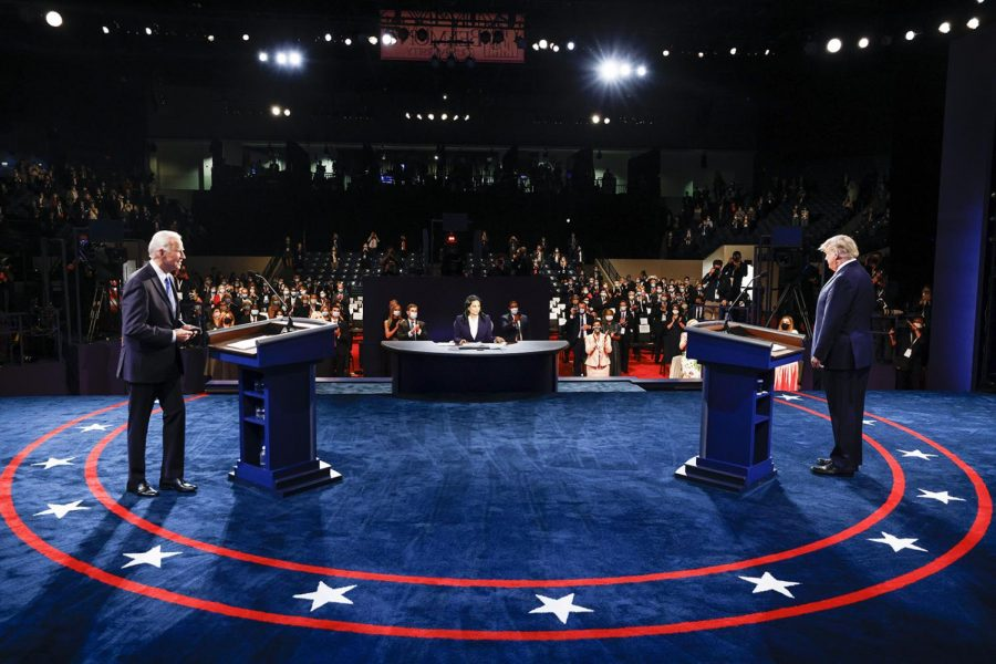 The Last Presidential Debate