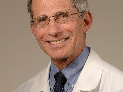 Dr. Anthony Fauci, NIAID Director