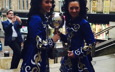 Student Spotlight: Irish Step World Champions