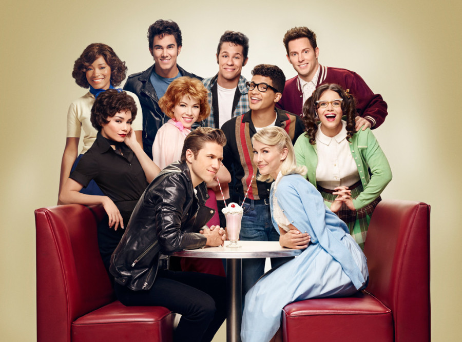 Review%3A+Grease+Live+--+Electrifyin%E2%80%99+At-Home+Musical+Experience