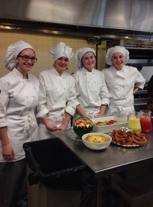 Art of Living: Montrose Students Compete in Cooking Competitions at Arnold Hall