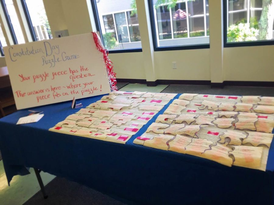 """We the People"" (of Montrose School): Celebrating the Constitution"