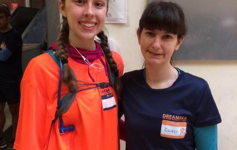 Feature: Brooke Harrison's Marathon Journey