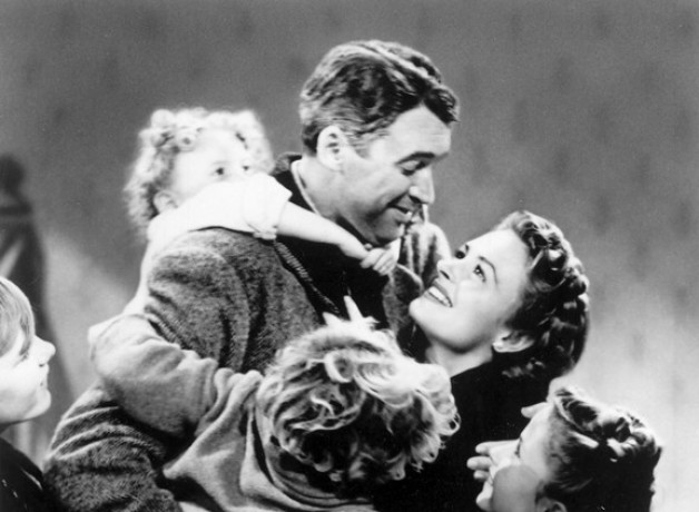 "Words on ""It's a Wonderful Life"""