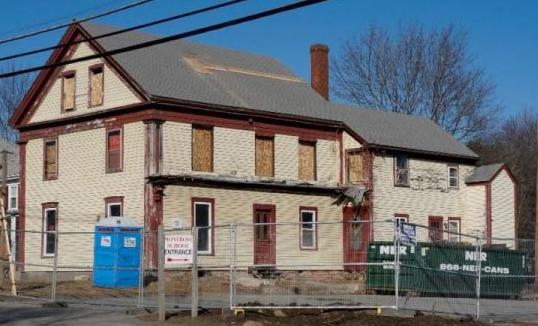 Historical Restoration of the Jacob Cushman House: A Win-Win for Medfield and Montrose