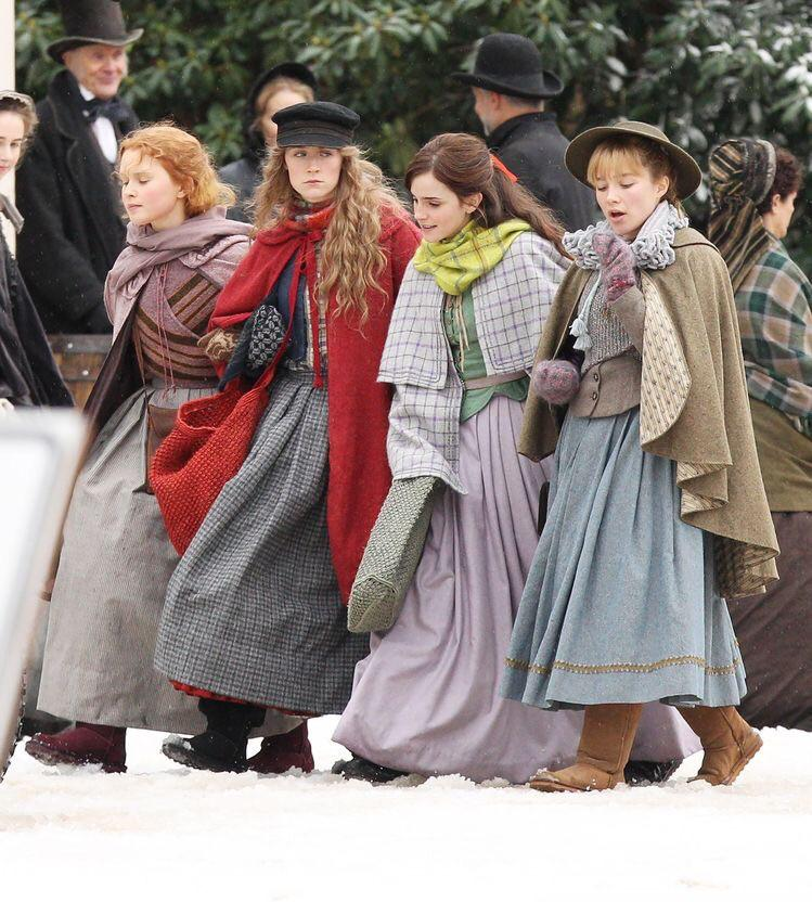 Historical Fashion Accuracy in Film: Little Women 2019
