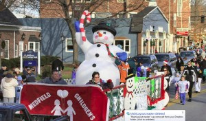 Friday Night (Dec 2nd) is Medfield Christmas along with Montrose Performers -- Join the Fun!