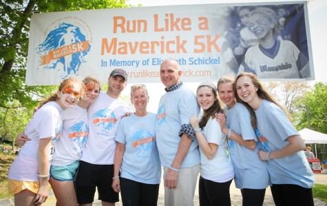 Maverick Strong: Hundreds Honor Elizabeth Schickel's Memory