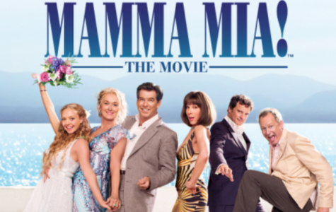 "Mamma Mia Sequel: ""Mamma Mia: Here We Go Again"""