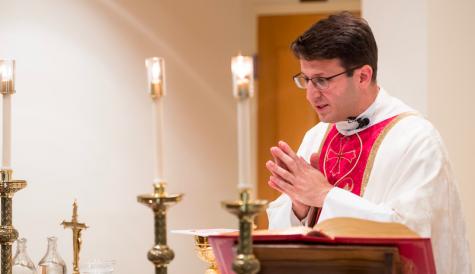 Gaining Wisdom From Father John