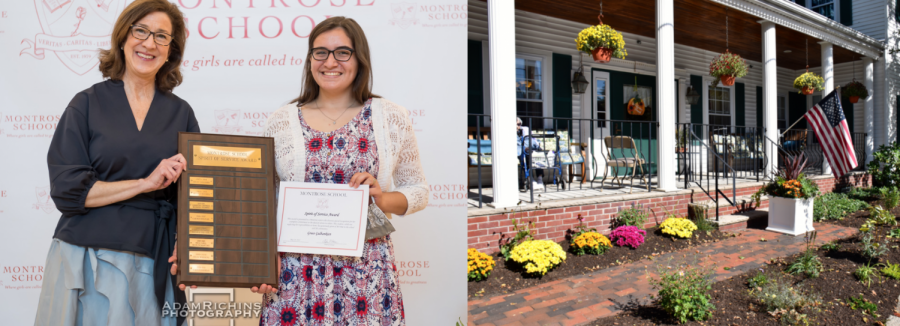 COVID restrictions have led club leader and Spirit of Service Award Winner Grace Gulbankian