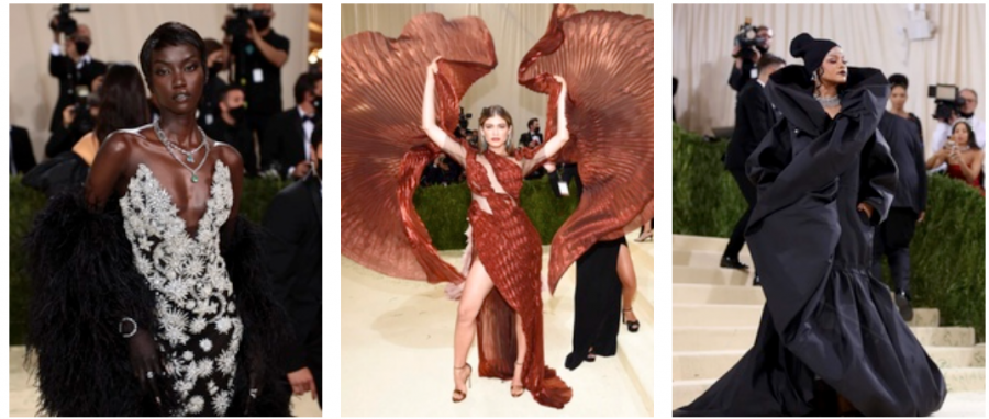 """This years Met Gala theme was """"In America: A Lexicon of Fashion"""""""