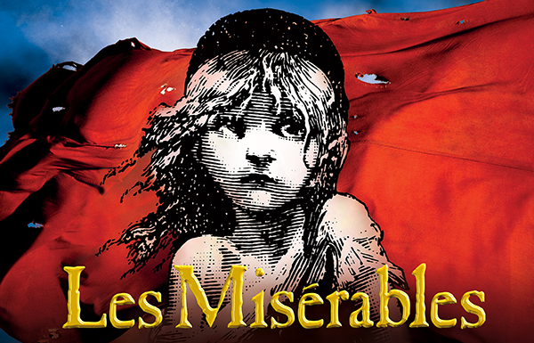 Les Misérables is an iconic show, and has been running on Broadway for 32 years. Emma Barry