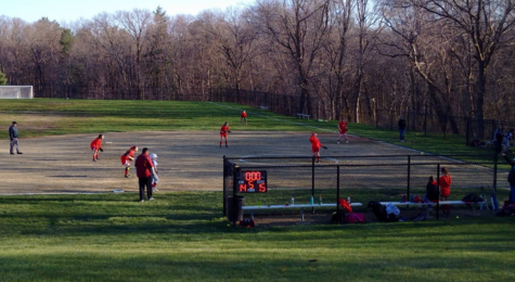Montrose Wins Season's First Softball Game