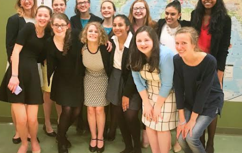 Speech Team Ends Year with Stunning Showcase