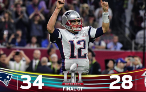 Patriots Make History: Superbowl LI