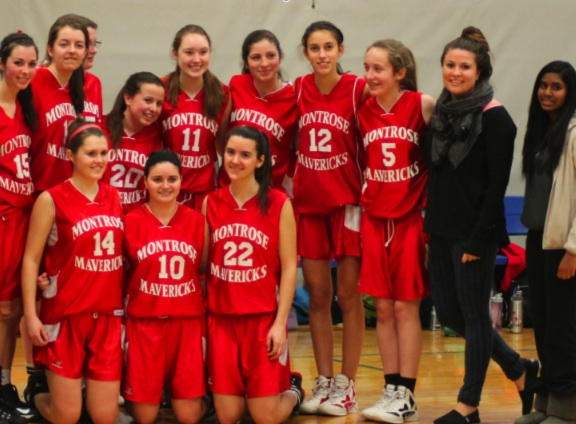 Varsity Basketball's Distinguished 2013-14 Season Leaves Montrose Proud and Players Grateful