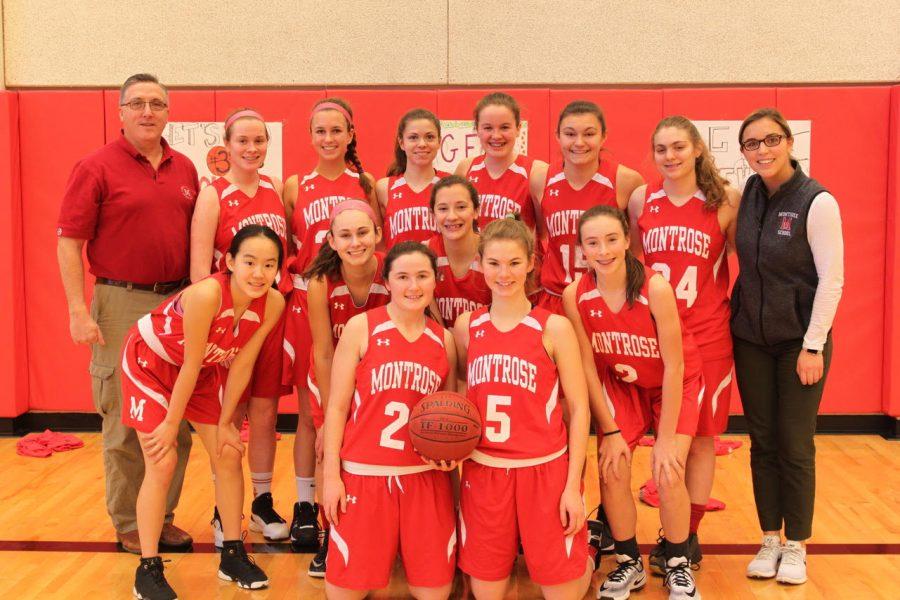 Montrose Mavericks Varsity Basketball Honored by NEPSAC Post-Season Opportunity