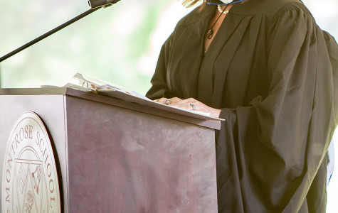 2016 Graduation Speaker: Use your Power to Glorify God & Stand Tall in the World