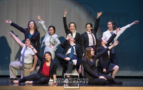 Montrose Thespians Dazzle the Stage with Big: The Musical!