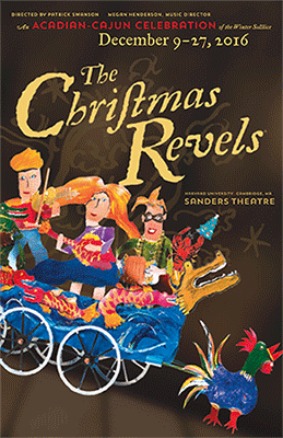 Reveling in the Christmas Season: A Review of Harvard's Christmas Revels