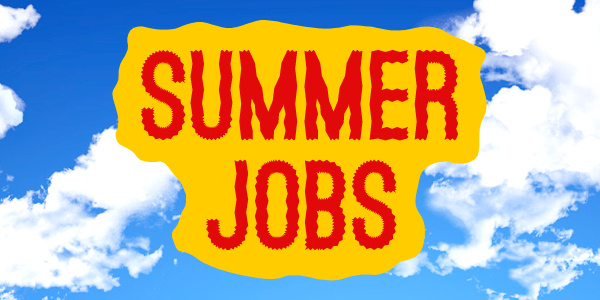 Montrose Guide to Getting a Summer Job