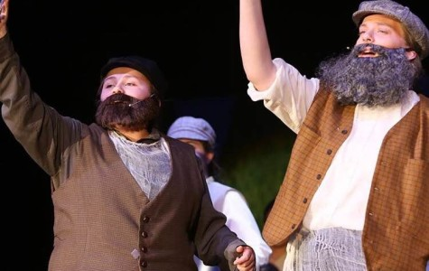 Spring Musical Review: Fiddler on the Roof