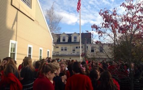 Montrose Honors Veterans' Sacrifices