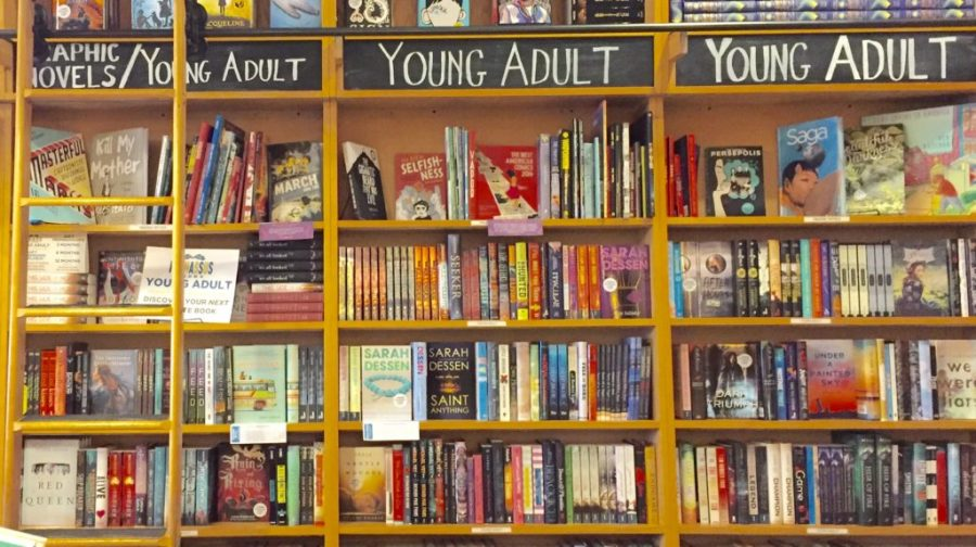 My Journey Out of the YA Section