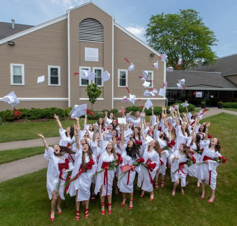 Montrose Graduation 2018: Filled with Touching Tributes & Rousing Speeches (Reprinted)