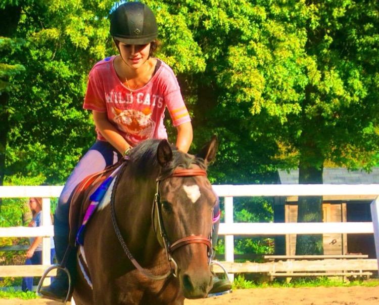 horses Alyssa martin