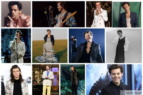 Individualistic Fashion Expression Beyond Gender Stereotypes: Harry Styles on the Cover of Vogue