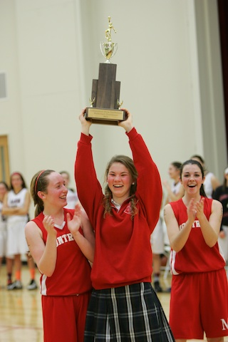 Montrose Basketball Brings Home Another IGC Championship