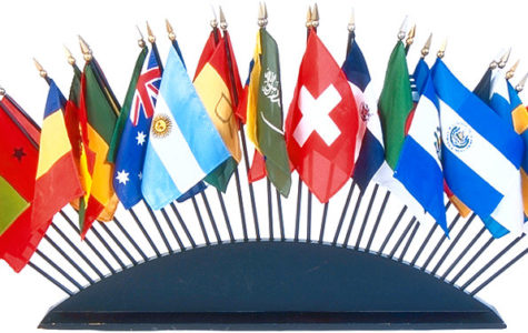 It's International Week -- Join in Contests, Surprises & Friday's Festival