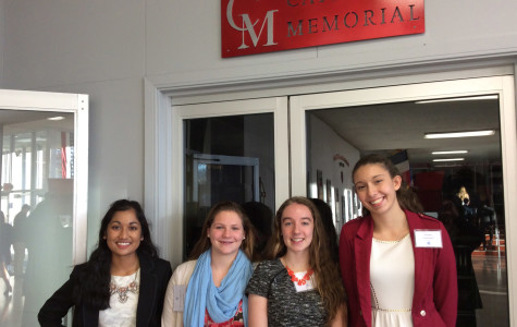 Model UN Team Debates China-American Relations at Catholic Memorial Conference
