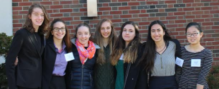 Montrose's Model UN Team Competes with Success at St. John's Prep