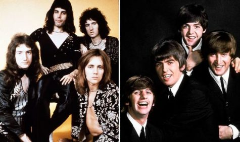 British Rock Bands of the 60s, 70s and 80s