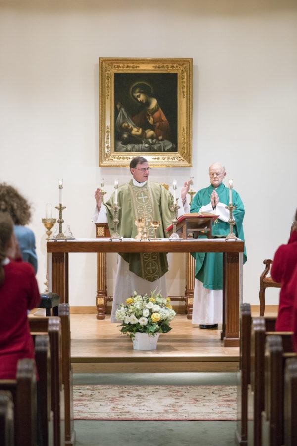 Montrosian Farewell to Father Joe