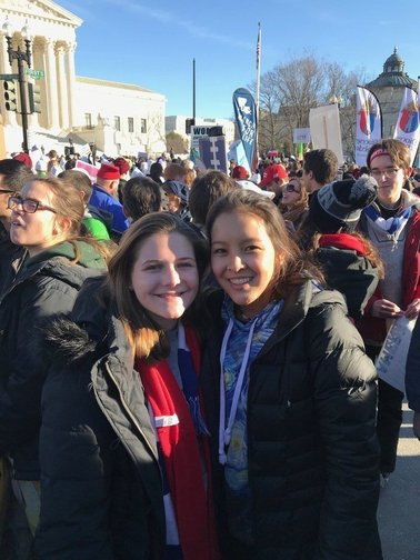 My March for Life Experience