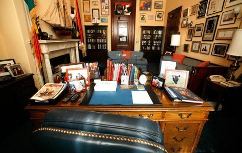 Senators-in-Training: Class of 2019 Visits Edward Kennedy Institute for the Senate