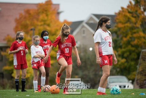 Middle School JV Soccer Recap