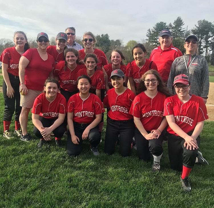 Softball: Young Team with Seasoned Spirit