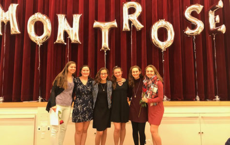 Montrose Fall Sports Banquet: Filled with Rousing Cheers For All