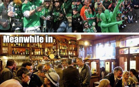 St. Patrick's Day: US vs Ireland & Origins