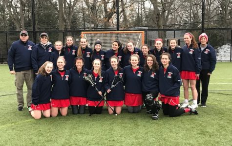 Montrose Lacrosse Dominates League Rival Waring — In Contention for Shared IGC Championship