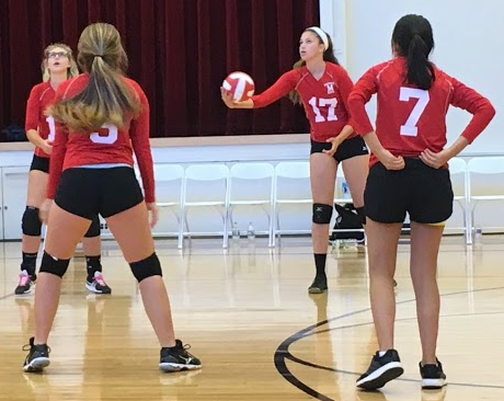 Varsity Volleyball and Soccer Dominate 1st Round of Post-Season IGL Competitions