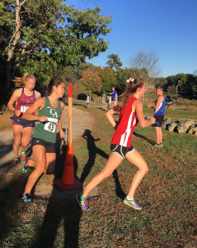 Montrose XC Runs Like the Wind for Championships
