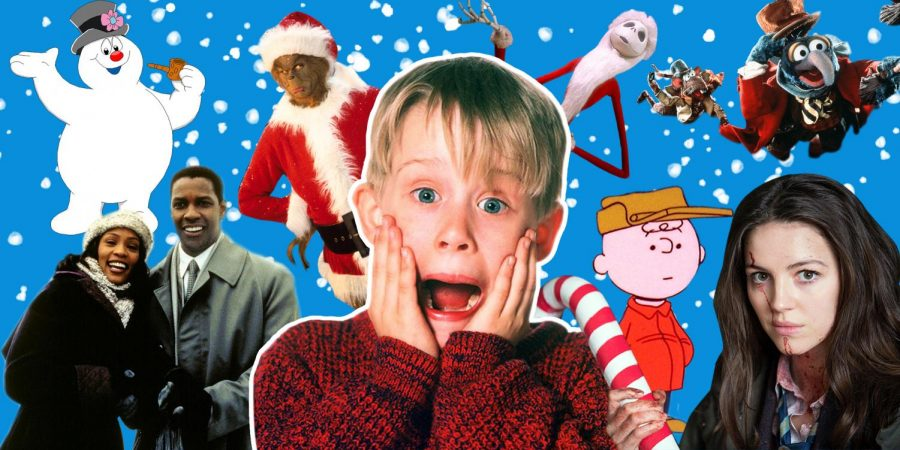 Review on Montrose Christmas Movie Night